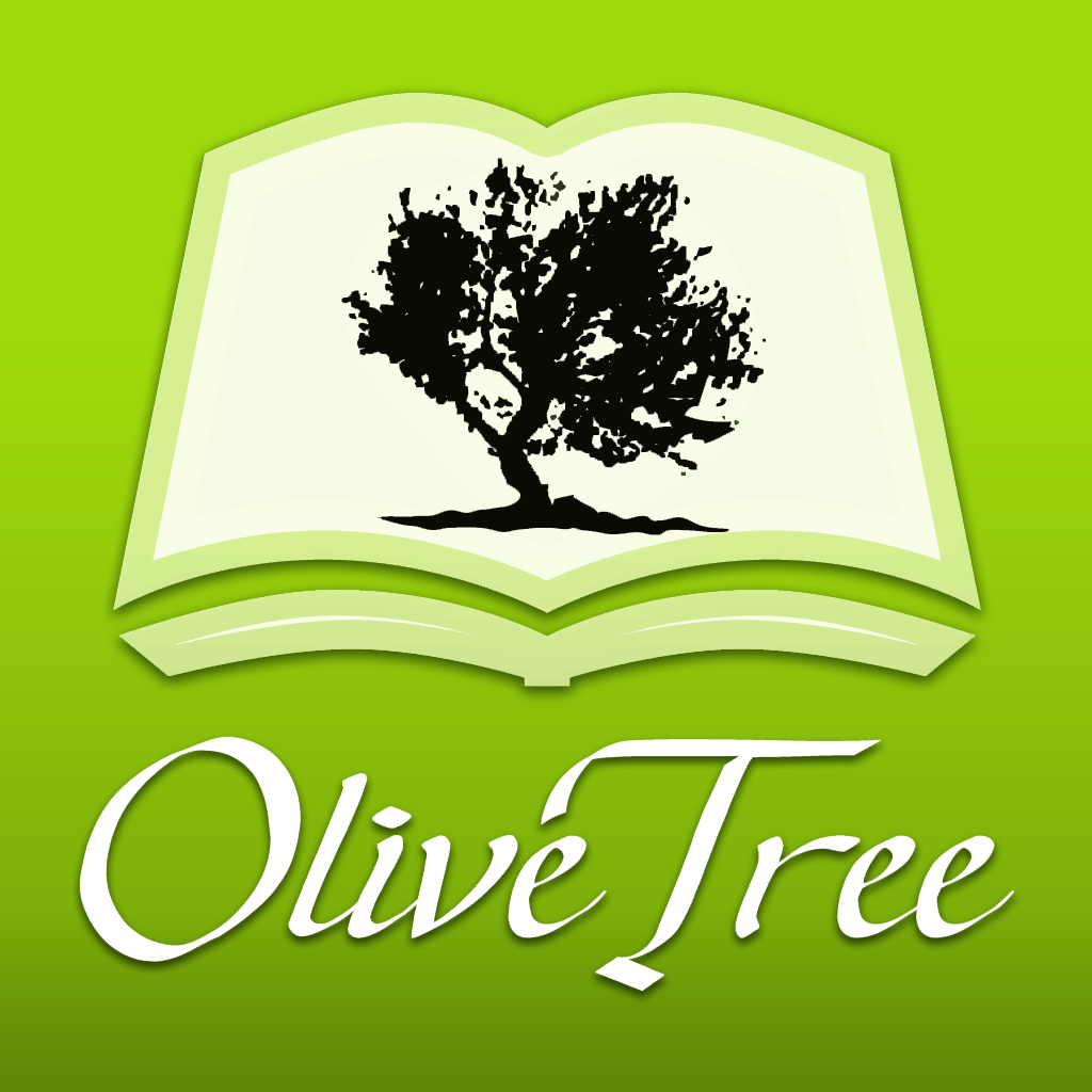 Bible by Olive Tree app icon